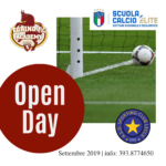 Open Day dello Sporting!