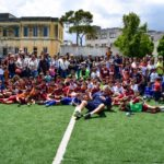 Festa fine stagione FIGC Lecce