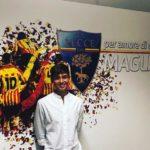 Jacopo Russo firma per l'US LECCE