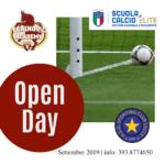 Open Day dello Sporting!