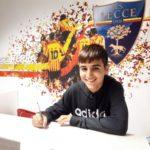 Simone Micelli è un calciatore dell'US Lecce!